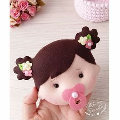 Image gallery – Page 496944140130626202 – Artofit Diy Party Needs, Felt Ornaments Patterns, Personalized Baby Shower Gifts, Felt Banner, Baby Frame, Felt Dolls, Rag Dolls, Baby Cookies, Hobbies And Crafts