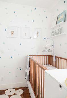 Einfaches Babyzimmer: 60 tolle Ideen zum dekorieren #mädchen #tischdeko #basteln #halloweendeko #tischdekoration