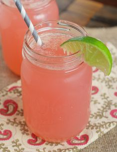 Cherry Beergaritas - my favorite summer drink recipe!