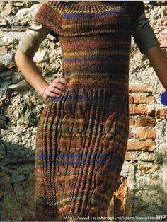 Платье и юбки — Мир вязания и рукоделия
