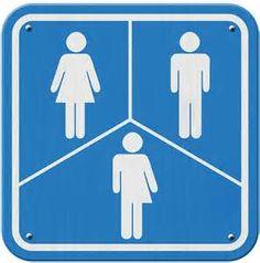 All Gender Restroom Braille Sign Handicap And Toilet Symbol Sku Black Rock City