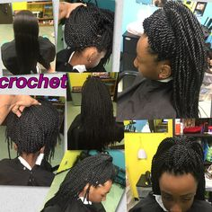 Crochet style Call 601-946-5161 for appointments