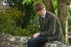 """La teoría del todo"" de James Marsh biopic de #StephenHawking 
