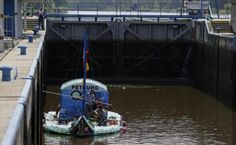 d205f2d42df Amazing Boat Made Out Of Plastic Bottles - 13 Pics