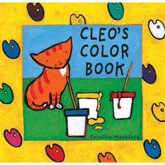 Cleo Colors Book