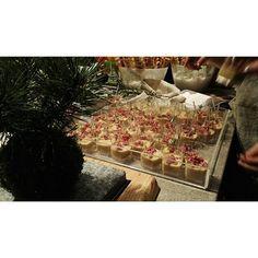 Vellutata di ceci con crumble di salsiccia! #untoccodi  #croccante - http://ift.tt/1FeLg8p