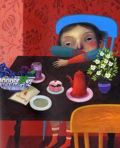 Pinzellades al món: Mishiyu, llibre il·lustrat per Rebeca Luciani sobre l'adopció / Mishiyu, libro ilustrado por Rebeca Luciani sobre la adopción