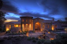 Another Tuscan house