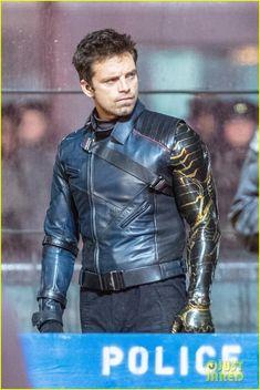 Sebastian Stan, Winter Soldier Bucky, Marvel Comics, Marvel Dc, Avengers, Greta, Dc Memes, New Set, Marvel Cinematic Universe
