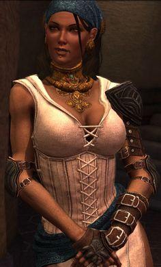 Isabela - Dragon Age II