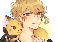 画像 Kawaii Anime, Fanart, Manga Boy, My Character, Totoro, Vocaloid, Art Pictures, Anime Guys, Anime Art