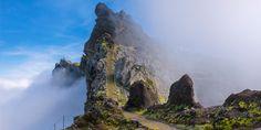 """En """"Sagan om ringen""""-vandring ovan molnen – Omni"""