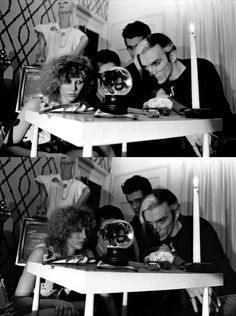 The Cramps at The Tropicana Hotel, June Photo by Theresa K. Tropicana Hotel, The Cramps, The Fragile, Psychobilly, Kinds Of People, Vintage Pictures, First Night, Growing Up, Behind The Scenes