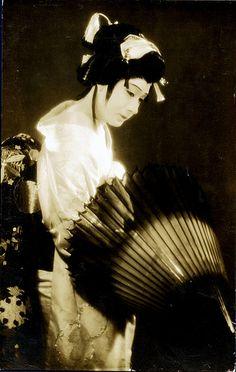 Kabuki - Heron Maiden 1920s