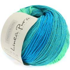 TRECOLORI 09-light green / cyan / cyan blue
