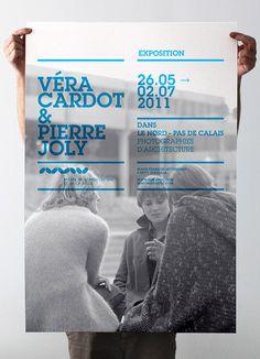 Les produits de lépicerie / design graphique / Vérat Cardot & Pierre Joly