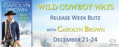 RELEASE WEEK BLITZ: WILD COWBOY WAYS (LUCKY PENNY RANCH # 1) BY CAROLYN BROWN. http://ishacoleman7.booklikes.com/post/1307312/release-week-blitz-wild-cowboy-ways-lucky-penny-ranch-1-by-carolyn-brown