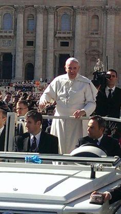 Roma , Papa Francesco