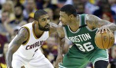 Kyrie Irving se desató en la remontada de Cavaliers a Celtics - http://wp.me/p7GFvM-HFf