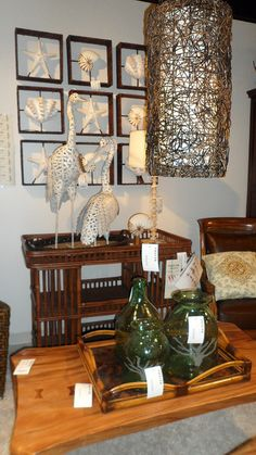 Coastal Decor by Belle Escape, via Flickr