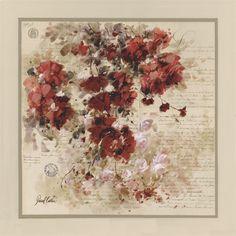 Editions de Visuels Bouquets de roses rouges