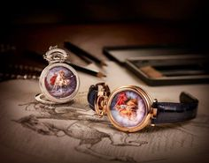 Часы Bovet с циферблатом от Ильгиза Фазулзянова