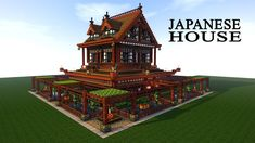Minecraft Tutorial: EPIC Survival House Tutorial | How to make a Japanese house | (Ninja) 2018 https://cstu.io/51676a