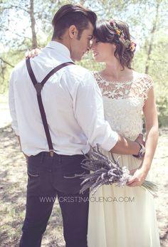 Especial #bodas by Hashtag. Una #boda para unos #novios muy #casual