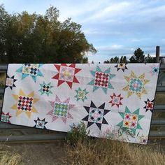 Summer Stars Fabric Kits Now Available!