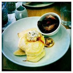 Breakfasts in Sydney