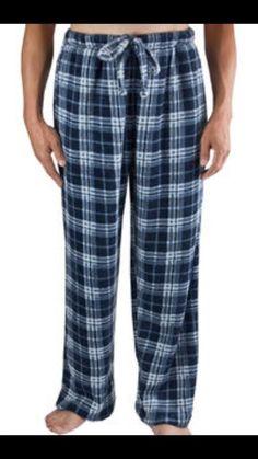 KENNETH COLE REACTION Madison Blue Plaid Lounging Pajama Pants Size XXL NWT $65 #KennethColeReaction #LoungePants