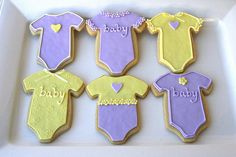 yellow and purple baby shower - Google Search
