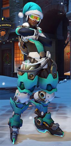 Best skin in the game Geek Culture, Pop Culture, Overwatch Wallpapers, Fandom Crossover, Iconic Movies, Geek Out, Good Skin, Winter Wonderland, Video Game