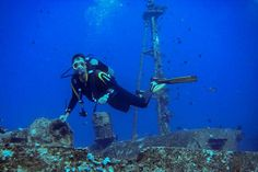 Plongée sur l'épave du Stella Maru