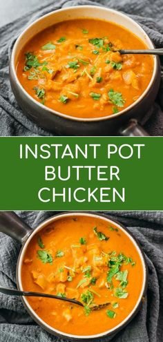 Low Carb Recipes To The Prism Weight Reduction Program This Is The Best Dump-And-Go Recipe For Instant Pot Butter Chicken Using Boneless Skinless Thighs. It's Also Keto And Low Carb, With Dairy Free, Paleo, And Whole 30 Options. This Healthy Curry Is Made The Best Butter Chicken Recipe, Butter Chicken Curry, Low Carb Recipes, Cooking Recipes, Cooking Tips, Healthy Cooking, Low Carb Curry, Hamburger, Breakfast