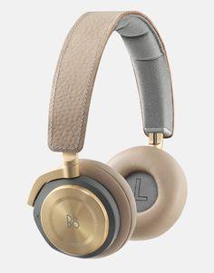 BeoPlay H8 - Bluetooth headphones, gesture controlled (dream headphones) great for flights