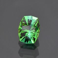 Superb Precision Cut Blue Green Tourmaline Gemstone by KosnarGemCo