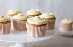 From carrot, apple & chia muffins to black velvet cupcakes, our cupcake & muffin recipes are sure to inspire. For more baking ideas head to Tesco Real Food. Best Cake Recipes, Bbc Good Food Recipes, Baking Recipes, Yummy Food, Muffin Recipes, Dessert Recipes, Uk Recipes, Baking Ideas, Easy Vanilla Cupcakes