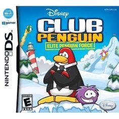 Amazon.com: Club Penguin: Elite Penguin Force: Nintendo DS: Unknown: Video Games