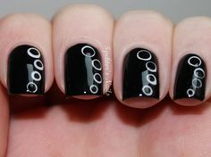Cute Nails See more nail looks on http://bellashoot.com (social beauty community)