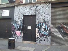 #shoreditch #hoxton graffiti - curtain road Aug 2012 Probs : EndoftheLine
