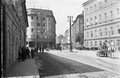 Centrum mail Bratislava Slovakia, Genius Loci, Street View, Places, Times, Nostalgia, Retro, Inspiration, Biblical Inspiration