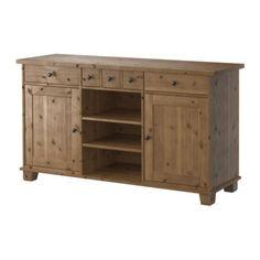 "STORNÄS Buffet - antique stain, 64 1/8x35 3/8 "" - IKEA"