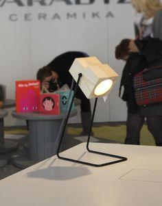 360° Lamp by Bongo Design on Lodz Design:) 17-27/10/2013 Łódz  MUST HAVE Lodz Design Festival 2013