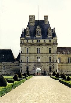 Chateau de Valançay France by Maiden11976