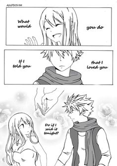 Cover of Fairy Tail - Fictional Romance ( Nalu Doujinshi ) Page 1            Page 21            Page 41  &n...