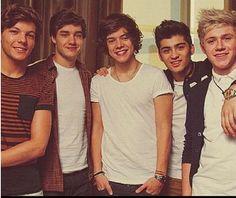 One Direction. Hot. Damn.