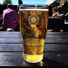 Pint In The Sun