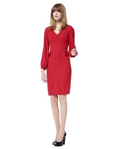 Zelda - ruby red from LaDress. Lovely!