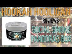 Back at it with another review, this one is on Social Smoke Pandoras Box, a really good cherry and cinnamon flavor. #hookah #shisha https://youtu.be/qSkfb9CrUVw
